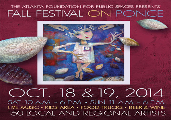 Fall Festival on Ponce 2014 – Oct 18th & 19th