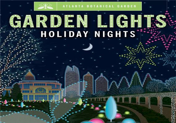 Garden Lights, Holiday Nights @ Atlanta Botanical Garden Nov 15th – Jan 3rd