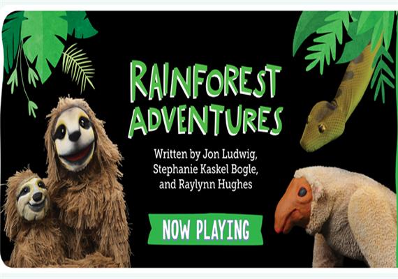 Rainforest Adventures – Jan 29 – Mar 15