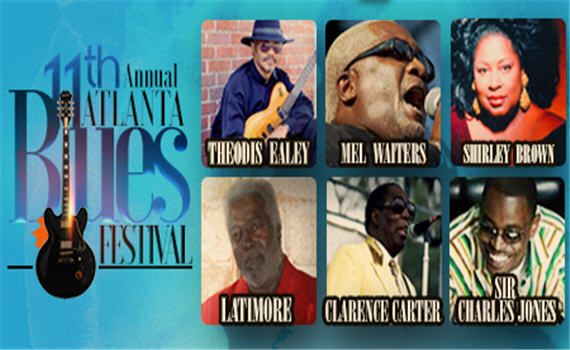 2015 Atlanta Blues Festival