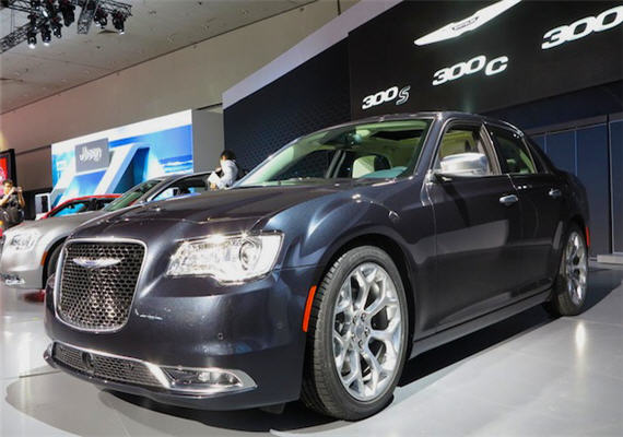 Atlanta, Experience the all-new 2015 Chrysler 200 and Chrysler 300 Near You!