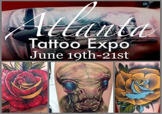 19th Annual Atlanta Tattoo Expo