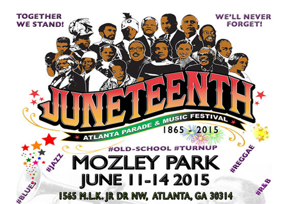 Juneteenth Atlanta 2015