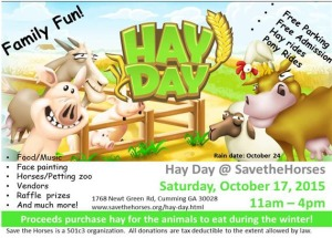 Hay Day Save The Horses 2015