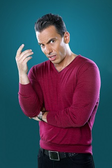 Sebastian Maniscalco Headlines The Tabernacle