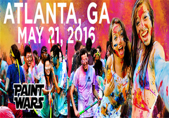 Paint Wars – Atlanta