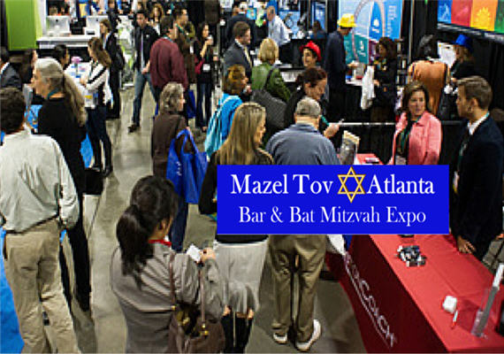 Mazel Tov Atlanta – Bar & Bat Mitzvah EXPO