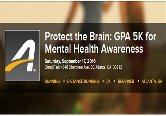 Protect the Brain: GPA 5K for Mental Health Awareness