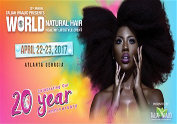 Taliah Waajid World Natural Health & Beauty Expo